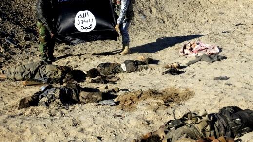 التحالف يعلن عن مقتل قائد تنظيم داعش في الفلوجة