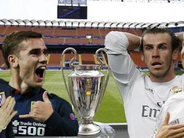 الليلة: الريال يواجه أتلتيكو مدريد في مباراة ناريّة