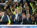 رئيس ريال مدريد: أهدي الفوز الى ضحايا العراق وزيدان غيّر التاريخ
