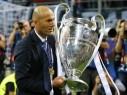 زيدان يشكر بيريز ويؤكد: فخور بتدريب ريال مدريد ونستحق الفوز بلقب دوري الأبطال