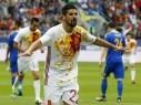 نوليتو يقود إسبانيا للفوز على البوسنة والهرسك