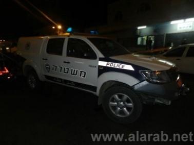 الشرطة: إلقاء حجارة اتجاه حافلة في القدس