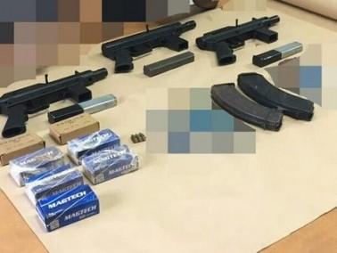 الشرطة: ضبط أسلحة ومخدرات في جلجولية