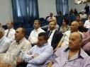 باقة: مشاركة هزيلة في مؤتمر مكافحة العنف وغياب نواب ورؤساء سلطات محلية