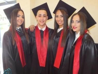 حيفا: مدرسة الكرمل تحتفل بتخريج فوجها الـ32