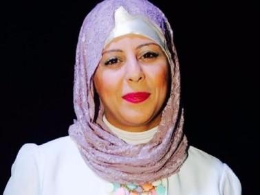 تعيين اسراء حاج يحيى مستشارة في لجنة مكافحة العنف