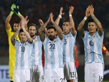 الأرجنتين تهدد بالانسحاب من بطولة كوبا أمريكا