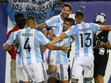 كوبا أمريكا: ميسي يقود الأرجنتين لسحق بنما بخماسية