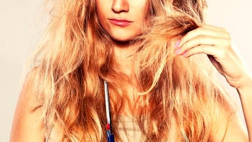 عالجي شعرك المتضرر بهذه الطرق الفعّالة