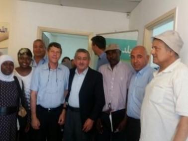 وزارة العدل تفتتح فرعًا في مدينة رهط