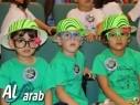 المكتبة العامة أبو سنان تحتفل بيوم الطفل العالمي للأطفال الروضات والبساتين