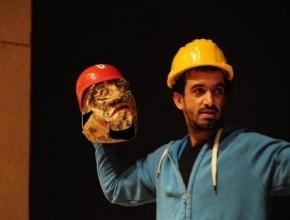 ليدي- مراد حسن وعسر تعليمي في أحذية حمراء
