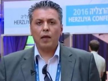 عصام زيتون ممثل المعارضة السورية في مؤتمر هرتسليا