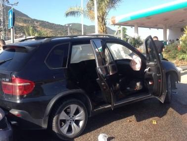 اصابة 4 اشخاص بجراح طفيفة في حادث طرق قرب الرامة