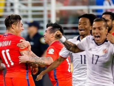 كوبا أمريكا: تشيلي يواجه كولومبيا في مباراة ناريّة