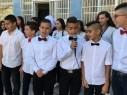 عرابة: تخريج الصفوف السادسة وتكريم المتفوقين في مدرسة الزهراء الابتدائية