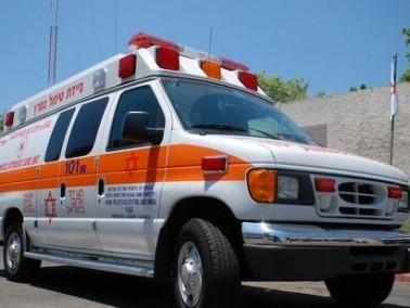 إصابة خطيرة لطفلة تعرّضت للدهس في ريشون لتسيون