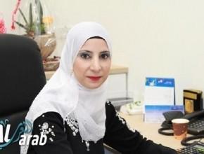ليدي- آمال شواهنة من جلجولية أوّل محجبة تدير فرع بنك في الوسط العربي