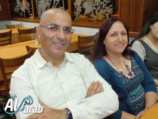 دالية الكرمل: استلام فطين حلبي رئاسة نادي الروتاري