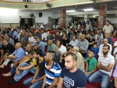 احياء ليلة القدر في مسجد عمر بن الخطاب في كفركنا
