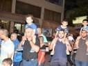 جت المثلث: مسيرة حاشدة بمناسبة العيد وتوزيع الورود والحلوى