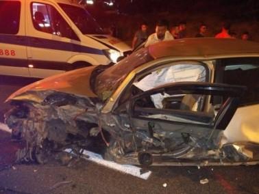 اصابة ثلاثة اشخاص في حادث قرب الرامة
