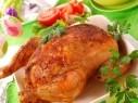 الدجاج المحشي على الطريقة المصرية..صحتين