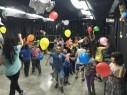 افتتاح المخيم الصيفي في مدرسة الزهراء الابتدائية عرابة