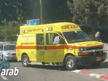 مصرع سيدة في حادث انقلاب سيارة بالقرب من الحمة