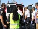 برديس حنا: إصابة سائق دراجة نارية بجراح خطيرة بعد اصطدامه بسيارة
