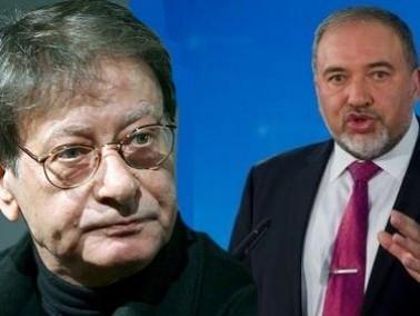 تصريحات عنصرية لليبرمان لتشبيهه محمود درويش بهتلر