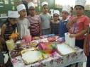 فعالية الطباخ الصغير في مخيم الصداقة في مدرسة عين ابراهيم- أم الفحم