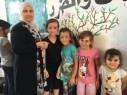 اختتام الاسبوع الثاني من فعاليات المخيم الصيفي في مدرسة الزهراء عرابة