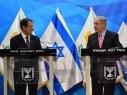 نتنياهو يلتقي مع الرئيس القبرصي في القدس