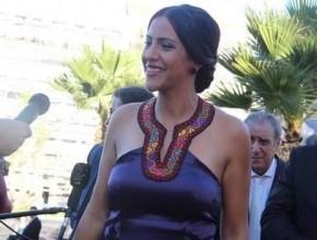 الممثلة النصراوية ربى بلال تشارك في مهرجان وهران في الجزائر