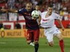 رسميًا: برشلونة يجدد عقد لاعبه ماسكيرانو حتى عام 2019
