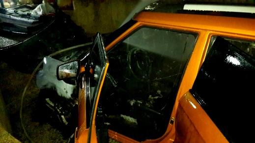 سلطة الاطفاء والانقاذ: احتراق سيارة في كرميئيل