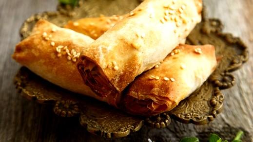 أشهى المقبلات..أصابع الفيلو بالجبنة والبطاطا