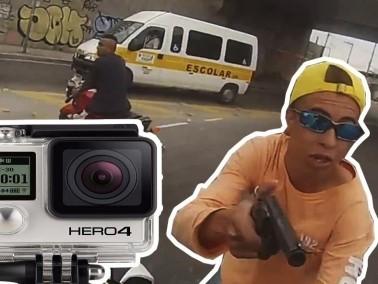 أكثر 8 فيديوهات مثيرة ومرعبة التقطتها الكاميرا GoPro