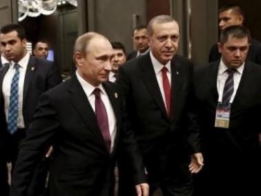 أردوغان: لا يمكن تسوية الأزمة السورية بدون روسيا