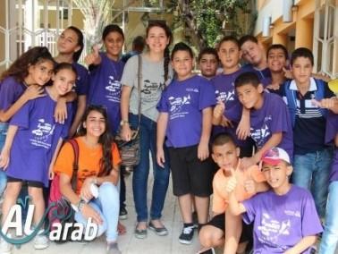 arabTV يرصد فعاليات مخيم الناصرة البلدي
