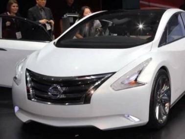 2017 Nissan Altima بملامح مختلفة