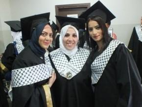 كلية غرناطة تحتفل بتخريج الفوج الثاني من طلابها الملتحقين بجامعة القدس المفتوحة