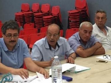 arabTV: إجتماع في طمرة لبحث قضايا التربية والتعليم