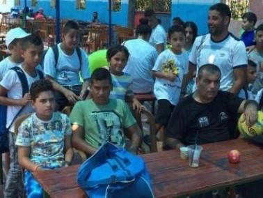إختتام مخيم السلام لفرق كرة القدم نين والدحي