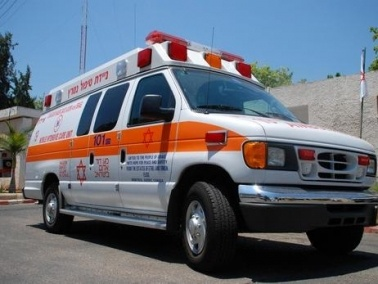 إصابة سيدة من ضواحي تل عراد بجراح متوسطة