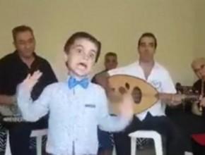 بالفيديو: شو هالإيام اللي وصلنالا بصوت وأداء طفل لبناني