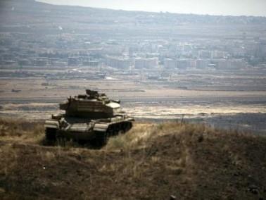 إصابة ضابط وخمسة جنود في حادث في الجولان