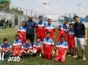 باقة الغربية: إختتام مخيم كرة القدم للسلام بمشاركة عربية يهودية