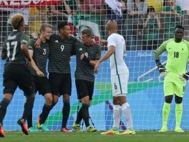 ألمانيا تفوز على نيجيريا وتستعد لمواجهة البرازيل